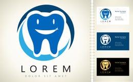 Logo de dent Image libre de droits