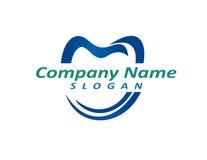 Logo 3 de dentiste Photographie stock