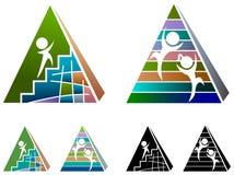 Logo de développement Photographie stock