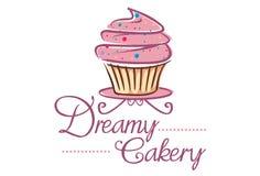Logo de gâteau Images libres de droits