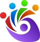 Logo de gens Images stock
