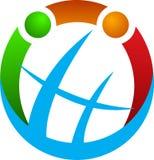 Logo de globe Images stock