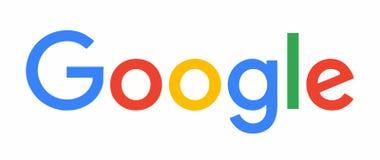 Logo de Google illustration stock