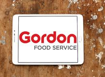 Logo de Gordon Food Service Photo libre de droits