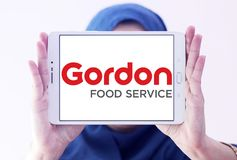 Logo de Gordon Food Service Photos libres de droits