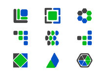 Logo de graphismes Image libre de droits