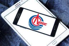 Logo de groupe de CNOOC Images libres de droits