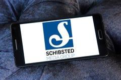 Logo de groupe de media de Schibsted illustration de vecteur