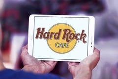 Logo de Hard Rock Cafe Image libre de droits