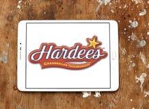 Logo de Hardees photo libre de droits