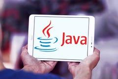 Logo de Java photos libres de droits