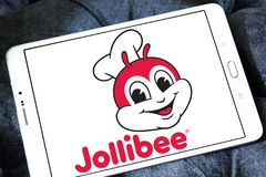 Logo de Jollibee Foods Corporation Image stock