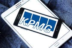Logo de Kpmg photographie stock