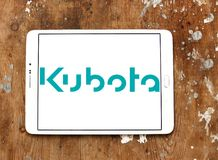 Logo de Kubota Corporation Photos libres de droits