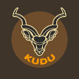 Logo de KUDU Photos stock