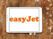 Logo de ligne aérienne d'EasyJet Image stock