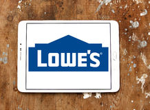 Logo de Lowes Photo stock