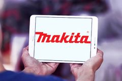 Logo de Makita Corporation Image stock