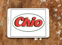 Logo de marque de casse-croûte de Chio Photos libres de droits