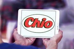 Logo de marque de casse-croûte de Chio Photo libre de droits