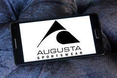 Logo de marque d'Augusta Sportswear Photo stock