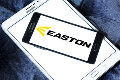 Logo de marque d'Easton Baseball Photographie stock libre de droits
