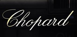 Logo de marque de mode Photos stock