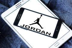 Logo de marque de la Jordanie d'air Images stock