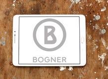 Logo de marque de mode de Bogner Images libres de droits