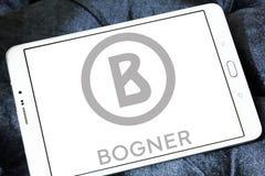 Logo de marque de mode de Bogner Photos libres de droits