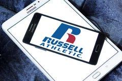 Logo de marque de Russell Athletic illustration libre de droits