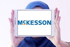 Logo de McKesson Corporation Images stock