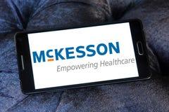 Logo de McKesson Corporation Image libre de droits