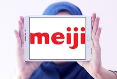 Logo de Meiji Holdings image stock