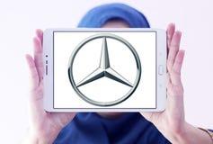 Logo de Mercedes image stock