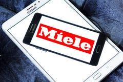 Logo de Miele Image stock