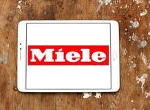 Logo de Miele Photographie stock libre de droits