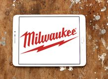 Logo de Milwaukee Electric Tool Corporation Image stock
