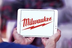 Logo de Milwaukee Electric Tool Corporation Photos libres de droits