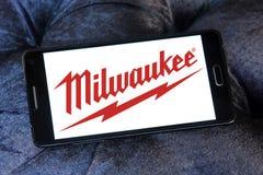 Logo de Milwaukee Electric Tool Corporation Photographie stock