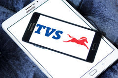 Logo de motos de TV Image libre de droits