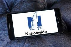 Logo de Nationwide Mutual Insurance Company illustration stock
