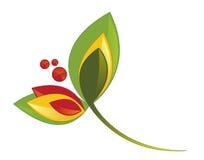 Logo de nature Photo libre de droits