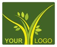 Logo de nature Photo stock