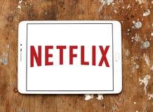 Logo de Netflix Photographie stock libre de droits