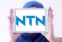 Logo de NTN Corporation Image stock