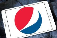 Logo de Pepsi Image stock