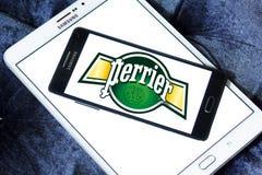 Logo de Perrier Photos libres de droits