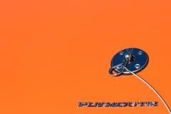 Logo de Plymouth Photo stock