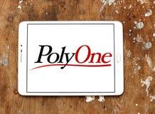 Logo de PolyOne Corporation Photo stock